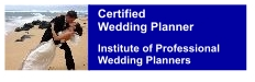 Member of the Institute of Professional Wedding Planners