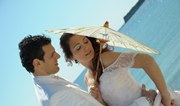 Romantic Beach Wedding - Zante Dream Weddings